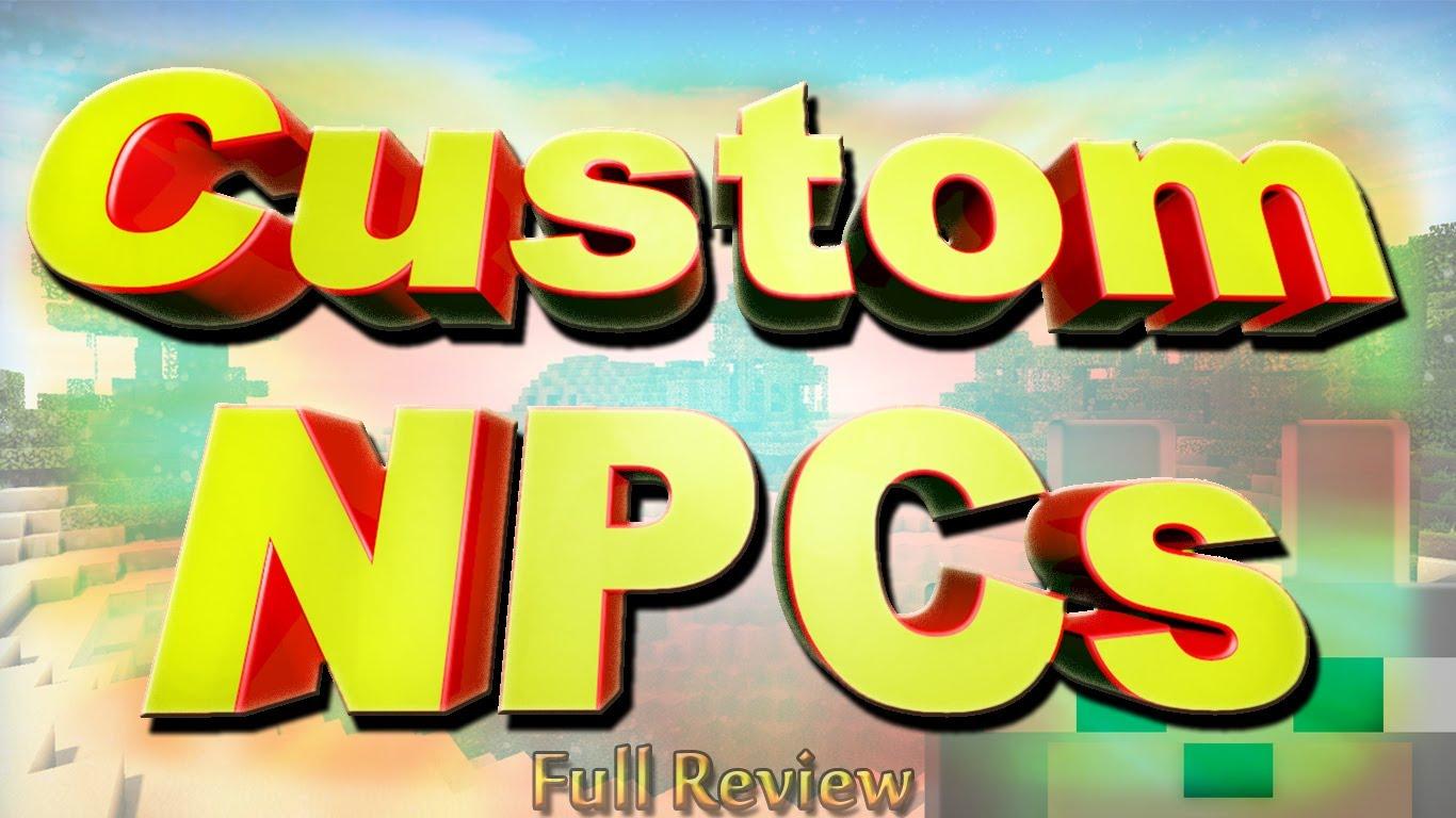 Custom writing review npcs full